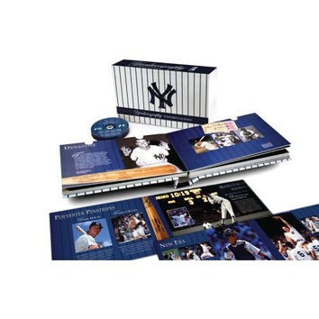 Mlb Yankeeography: Pinstripes & Legends