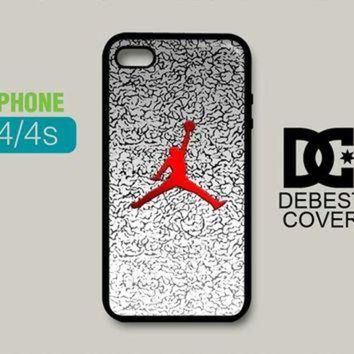 CREYUG7 Michael Jordan Nike Logo iPhone Cases