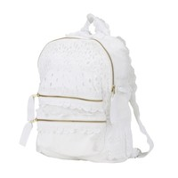 Agua Bendita Natural - Lace Backpack