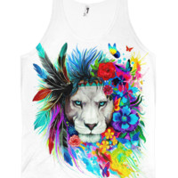 King of Lions Tank