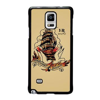SAILOR JERRY Samsung Galaxy Note 4 Case Cover