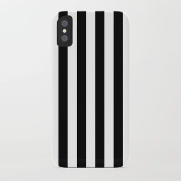 Vertical Black Stripes by CoolFunAwesomeTime