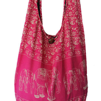 handbags,hippie Hobo Bag,tote Bag,cotton Bag,thai Bag, messenger Bag,diaper Bag,,women Bag,crossbody Bags, elephant Bag,shoulder Bag