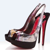 Christian Louboutin Winter Trash 150mm - $208.00