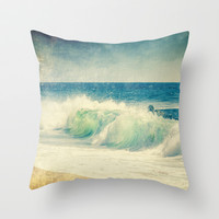 source of life Throw Pillow by Dirk Wuestenhagen Imagery