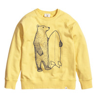 Sweatshirt with a print | Product Detail | H&M
