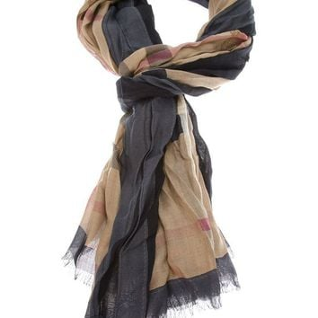 Tagre™ Burberry London 'House check' scarf