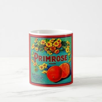 Vintage fruit co. Mug
