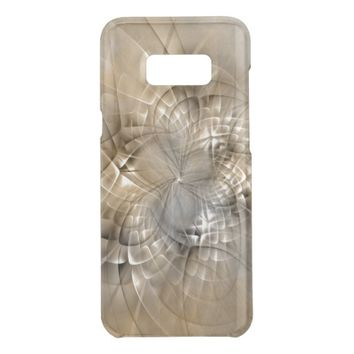 Earth Tones Abstract Modern Fractal Art Texture Get Uncommon Samsung Galaxy S8 Plus Case