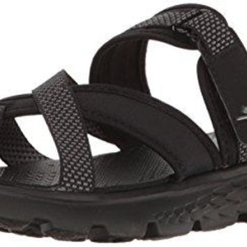 Skechers Performance Womens On The Go 400 Discover Flip Flop