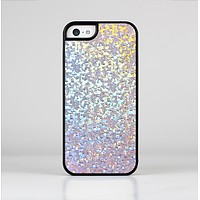 The Colorful Confetti Glitter Sparkle Skin-Sert Case for the Apple iPhone 5c