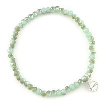 Knoxville Mixed Green Opal Bracelet