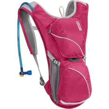 Camelbak Products Women's Aurora Road Hydration Backpack, Cerise, 70-Ounce