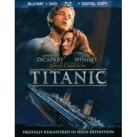 Titanic (Blu-ray Disc) (4 Disc) (Boxed Set) (Ultraviolet Digital Copy) 1997