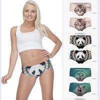 Cute and Retro designed Women's underwear