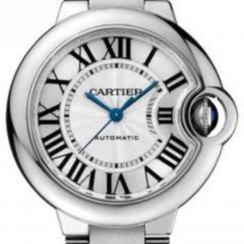 Cartier - Ballon Bleu 33mm - Stainless Steel