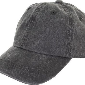 PEAPDQ7 Classic Unisex Washed Cotton Baseball Cap  ï¼? Color)Great Gifts