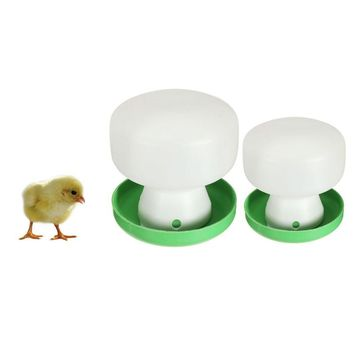 Pet Poultry Feeder Waterer Automatic Drinker Geese Rabbits Fowl Chicken Bird Coop Ducks Pigeons Farm Animal Drinking Supplies