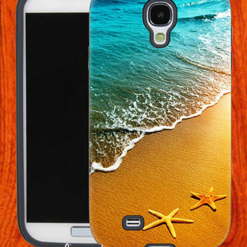 starfish sunset beach,Accessories,Case,Cell Phone,iPhone 4/4S,iPhone 5/5S/5C,Samsung Galaxy S3,Samsung Galaxy S4,Rubber,29-11-06-Bn