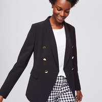 Double Breasted Blazer | LOFT