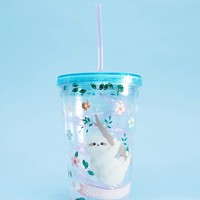 Fizz Sloth Sipper Cup at asos.com