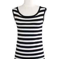 Kelly Striped Pullover