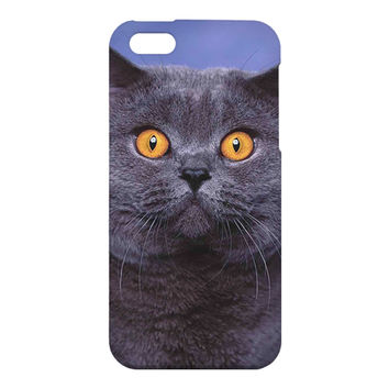 British Cat phone case