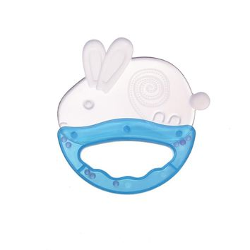 Baby Teether Cute Animal Rabbit Pig Shape Silicon Teether For Newborn Infant 3 To 12 Months