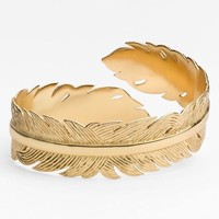 Women's Melinda Maria Feather Cuff