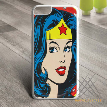 Vintage Wonder Woman Custom case for iPhone, iPod and iPad