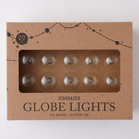 Stargazer Globe Lights