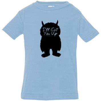 I'll Eat You Up Infant Jersey T-Shirt