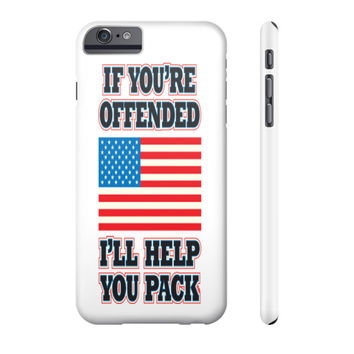 Help You Pack Cell Phone Case