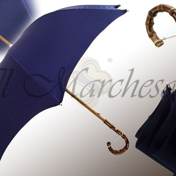 Marchesato Classic Blue Umbrella