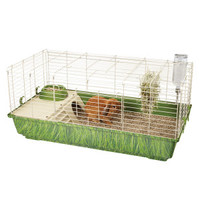 National Geographic™ Connectable Rabbit Small Animal Habitat