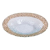 Cellini Oval Platter, Gold