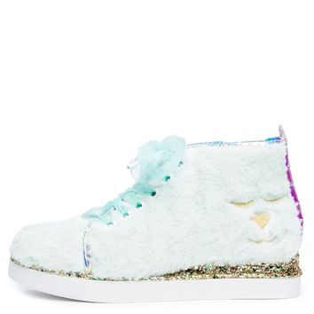 Irregular Choice Grizz Lee Women's Sneaker