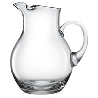 Classic Glass Pitcher, Pitchers & Carafes