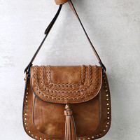 Range Roamer Brown Purse