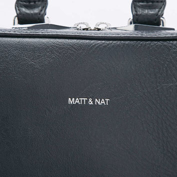 Matt & Nat Vignelli Black Backpack - Urban Outfitters