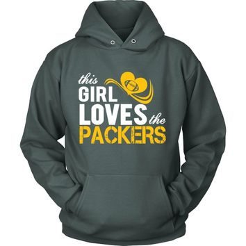 This Girl Loves The Packers