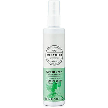 Botanics 100% Organic Refreshing Toning Spritz | Ulta Beauty