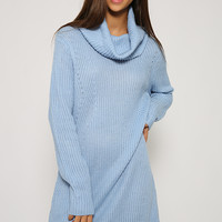 Gawked Knit - Blue