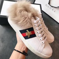 Gucci Women Fashion Casual Flats Shoes