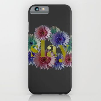 slay iPhone & iPod Case by Rowans