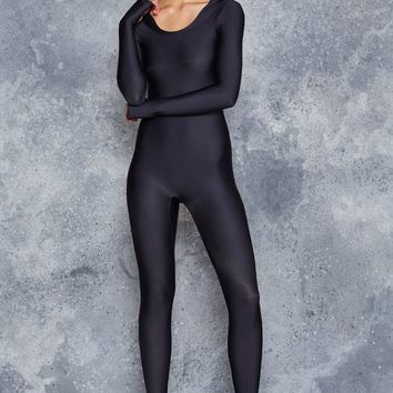 NINJA HOODED CATSUIT - LIMITED