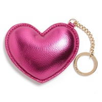 Deux Lux 'Lulu' Heart Key Ring