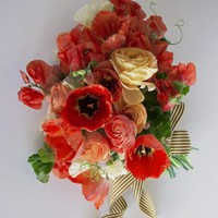 Bright Bouquets for Every Type of Bride