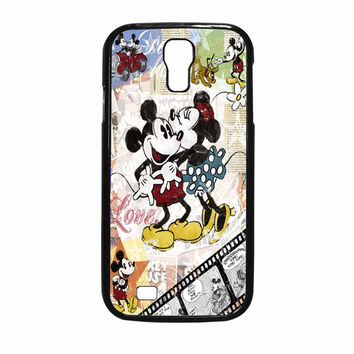 Mickey Mouse Old Vintage 2 Samsung Galaxy S4 Case