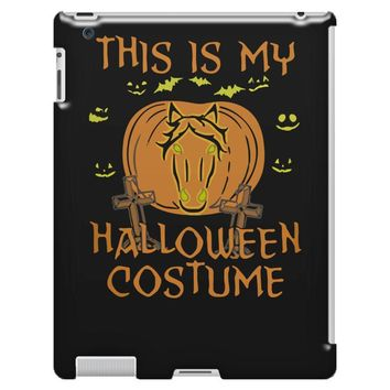 this is my halloween costume iPad 3 and 4 Case